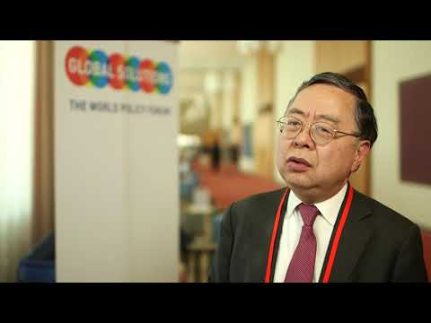 GLOBAL SOLUTIONS 2018 - Ronnie Chan, Chairman, Hang Lung Properties Limited, Hong Kong