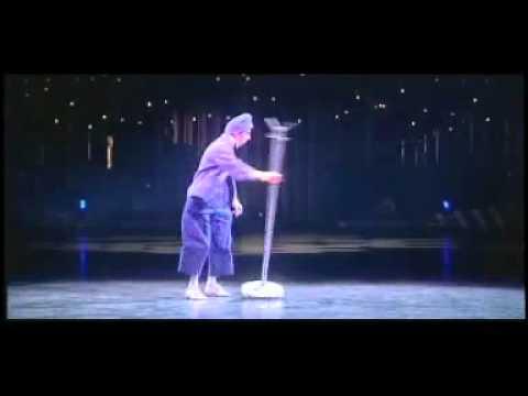 Yma Sumac  Ghoper Mambo John Gilkey dancing