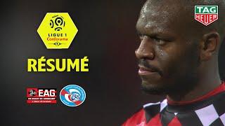 EA Guingamp - RC Strasbourg Alsace ( 1-1 ) - Résumé - (EAG - RCSA) / 2018-19