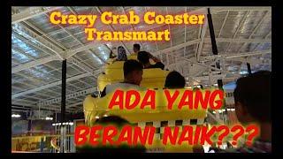 Wowwwww, Begini Rasanya di Kursi Crazy Cab Coaster TransStudio Mini Transmart Kubu Raya Kal-Bar