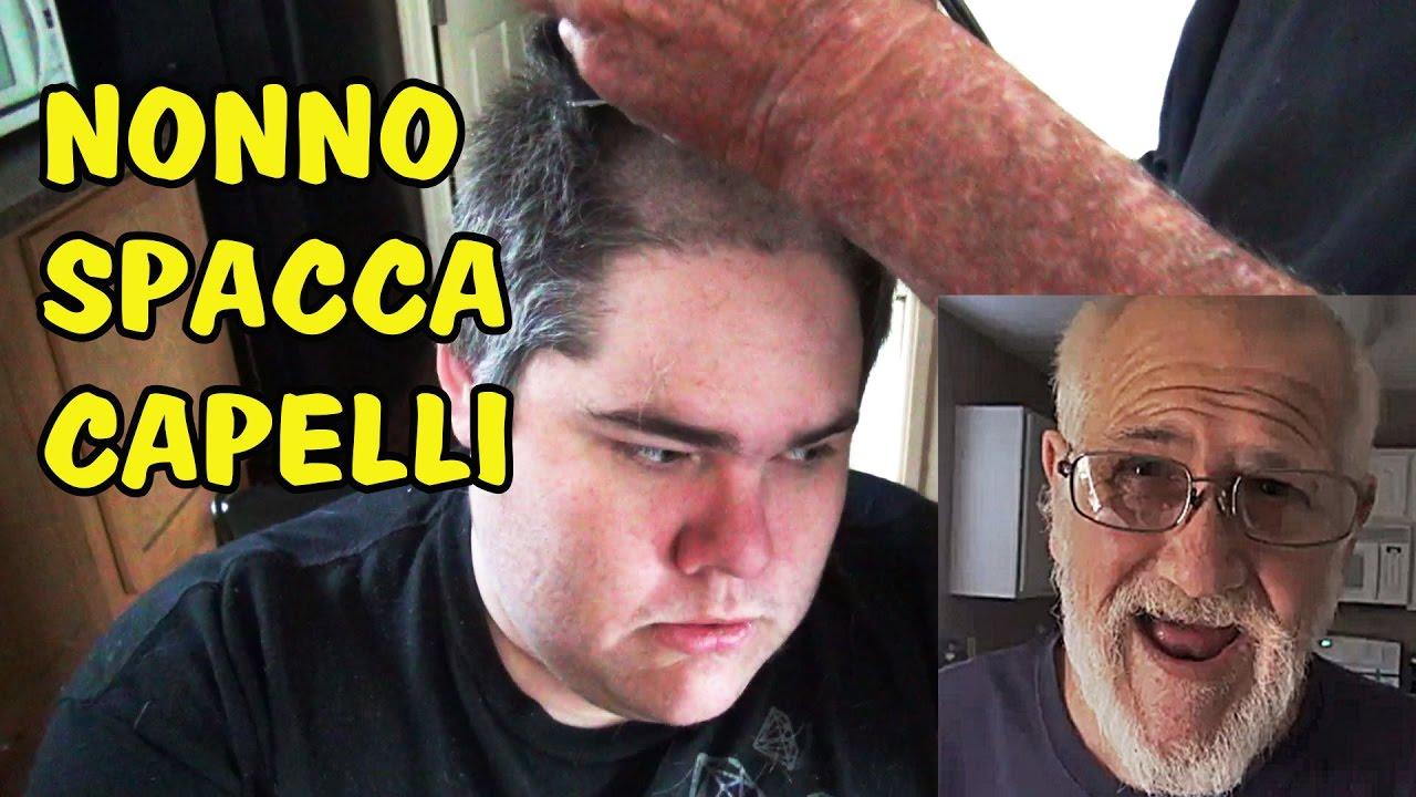 Nonno spacca capelli di gionata youtube - Nonno spacca letto ...