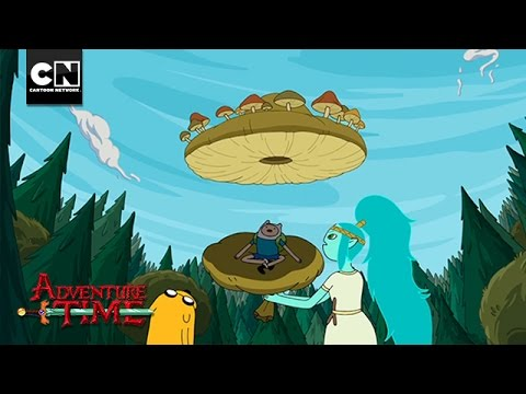 Mega Mush I Adventure Time I Cartoon Network