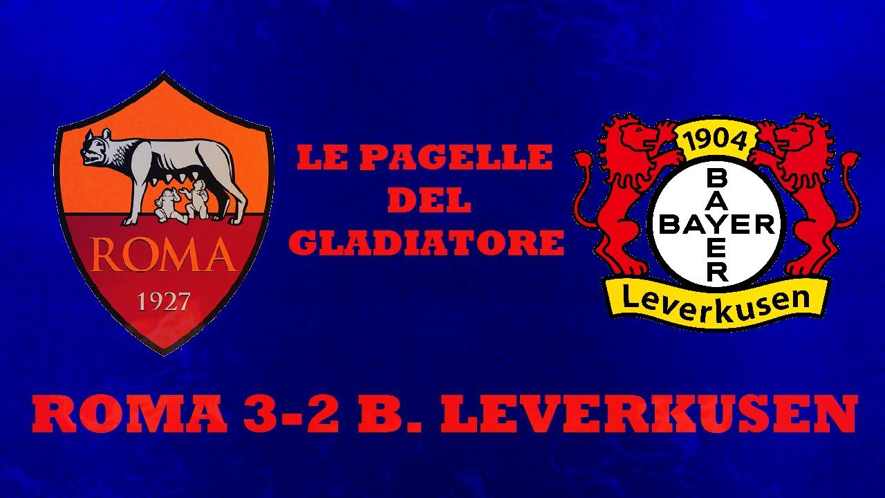 Roma Leverkusen
