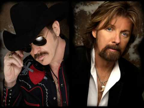 BROOKS & DUNN (BALLAD OF JERRY JEFF WALKER)