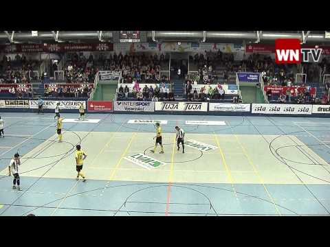 Portu Münster - Telekom Post SV Münster (Stadtmeisterschaften Hallenfußball Münster)