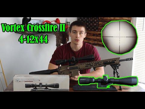 Vortex Crossfire II 4-12x44 (Full Review!)
