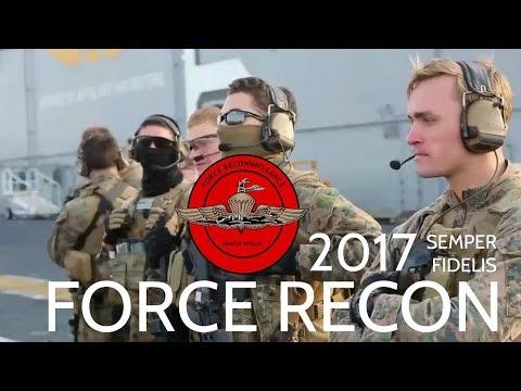 Marine FORECON Tribute | Jarhead Productions
