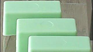 Faça sabão igual ao do mercado com a base sem soda sem óleo