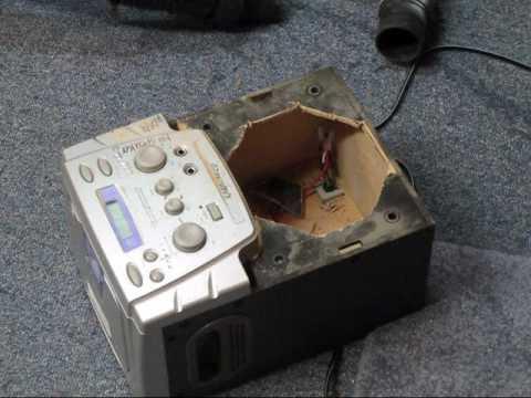 Modding a Karaoke System Part 2