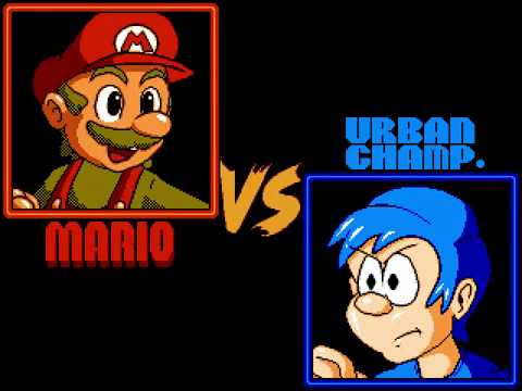 Mario (Me) VS Urban Champion (AI)