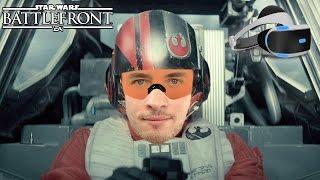 JE PILOTE UN X-WING! Battlefront (Playstation VR)