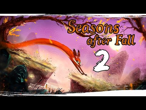 Seasons after Fall  GUARDIAN OF FALL!  2, Playthrough