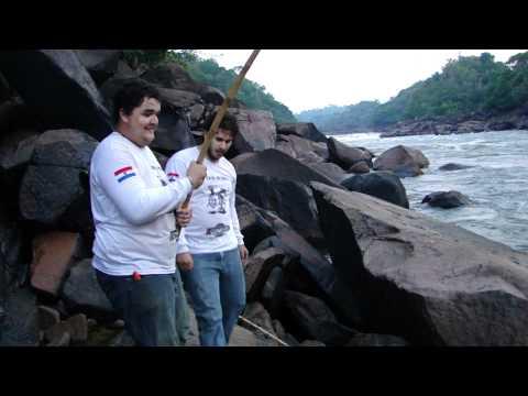 JAÚ NA VARA DE BAMBU - Pousada Portal da Amazônia