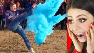 Funniest GENDER REVEAL Fails !