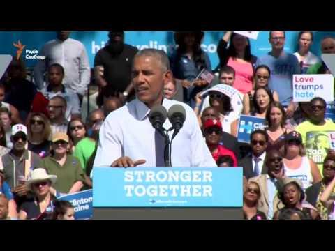 Обама раскритиковал Трампа из-за заискиваний к Путину