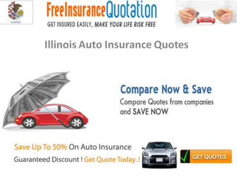 Cheap Auto Insurance In Illinois