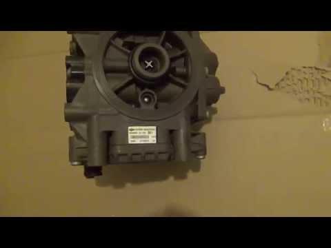 Воздушный фильтр , подготовка воздуха - YouTube