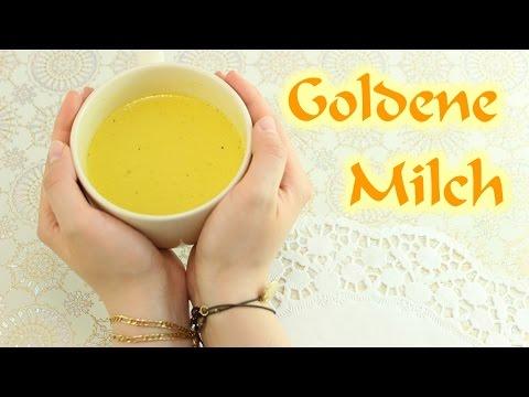 Goldene Milch | Ayurvedisches Power-Getränk | Vegan