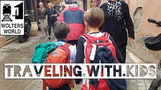 Traveling with Kids - Best Locations, Tips & More Video