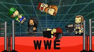 WWE ROYAL RUMBLE | Scribblenauts Unlimited Gameplay