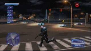 Crackdown Gameplay Xbox 360