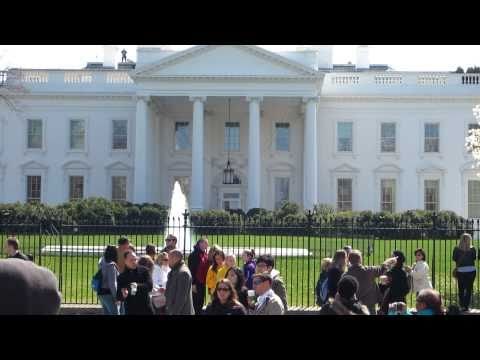 Bahrain White House Protest Washington DC