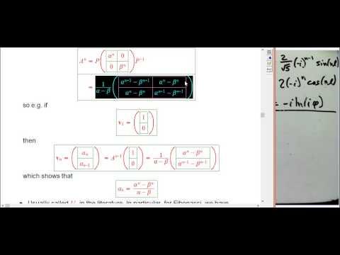 Fibonacci Numbers and Complex Trigonometry (Part 7)