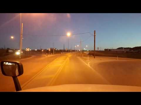 BigRigTravels LIVE! Rapid City, South Dakota to near SD/WY border-I-90,SD 34, US 212-Oct. 28, 2017