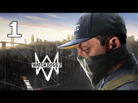 Nézzük milyen! | Watch Dogs 2 #1