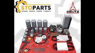 Deutz engines parts  Запчасти двигателей Deutz