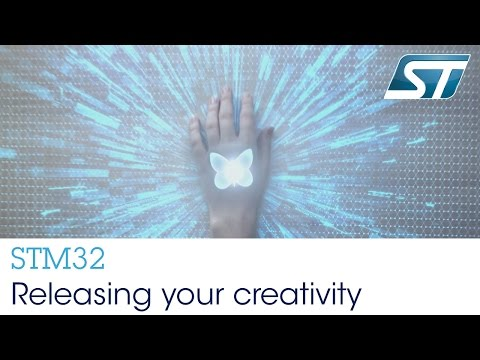 STM32 - Releasing your creativity