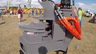 Some cool equipment from the paul bunyan show