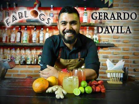 Gerardo Davila Mixologia  Arandas