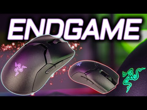 Razer Viper Ultimate Wireless Mouse Review | Could This be the Chosen One!?