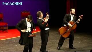 En önemli keman virtüözlerinden efsane Paganini'n