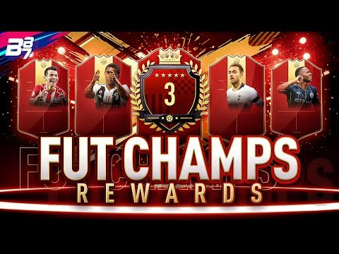 3RD IN THE WORLD FUT CHAMPIONS REWARDS! RED IF PLAYER PICK PACKS! | FIFA 19 ULTIMATE TEAM