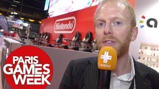Paris Games Week : Notre tour du stand Nintendo, avec du AAA qui tâche et des indés tout doux