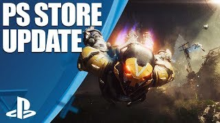 PlayStation Store Highlights - 20th February 2019
