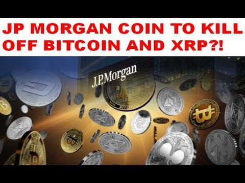 Jp morgan release cryptocurrency