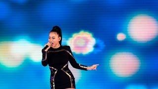 (Live) Hương Thơm Diệu Kỳ + Đừng yêu + Mashup Taxi Xinh Bay - Thu Minh