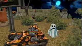 Tanki Online Halloween - 2013 / Танки Онлайн Хеллоуин - 2013