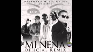 Xavi The Destroyer Ft.  Zion Y Lennox, Nengo Flow & Syko - MI NENA ( OFFICIAL REMIX ) ** 2012 **