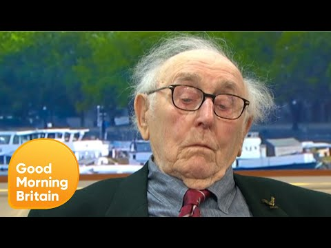 Dresden Survivor Describes the Horrors 75 Years on | Good Morning Britain