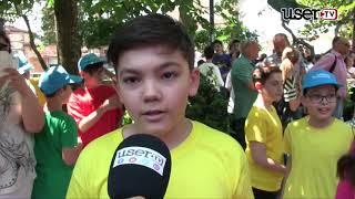 Montesarchio | Istituto Ilaria Alpi: Flash Mob e Cody Maze