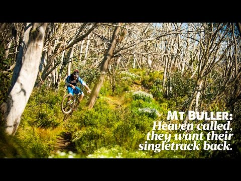 Mt Buller Heaven Called They Want Their Singletrack Back Youtube