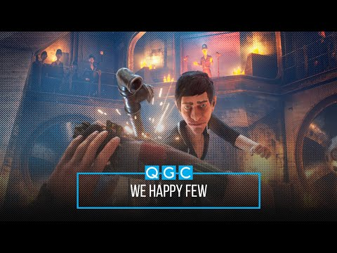 THIS GAME WAS SO COOL, but WHAT WENT WRONG?! - We HAPPY FEW!  