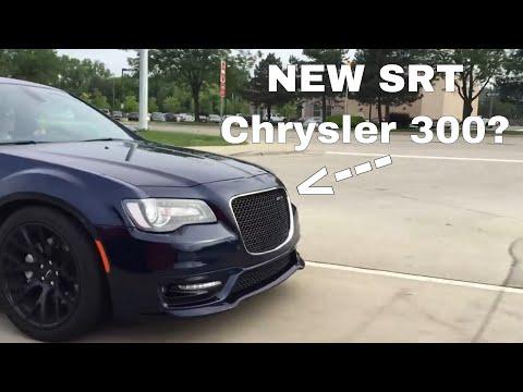 Hellcat Chrysler 300?!?
