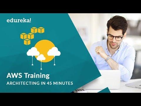 AWS Training | Architecting A Website In 45 Minutes | AWS Tutorial | Edureka Live