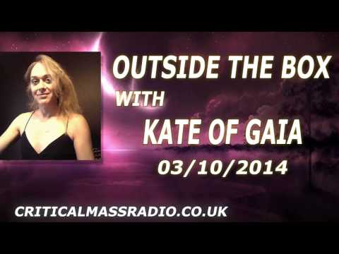Outside The Box With Kate Of Gaia - Oil and Oater Dressink [03/10/2014]