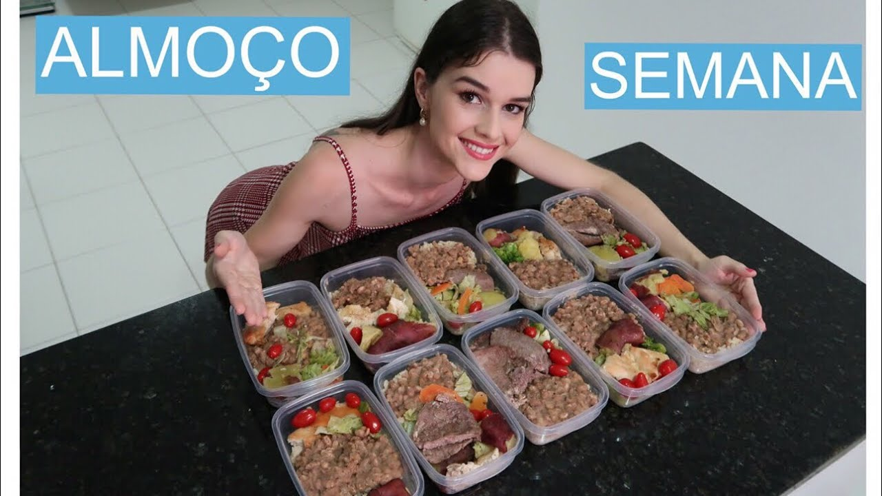 comida fit para o fim de semana